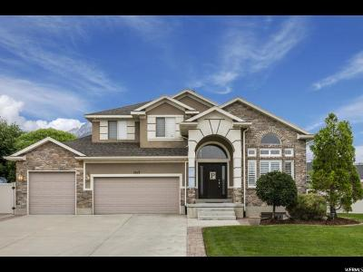 Draper Single Family Home For Sale: 13117 Crystal Spring Dr