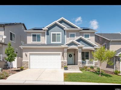 Herriman Single Family Home For Sale: 4938 W Rose Quartz Rd