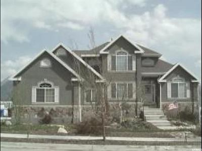 Riverton Single Family Home Under Contract: 12213 S Lampton View Dr W