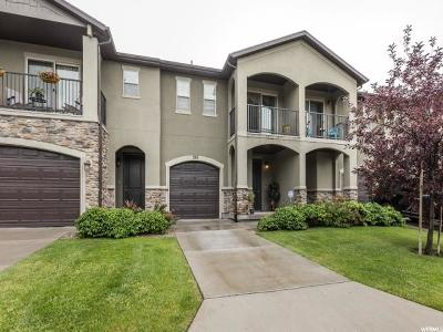 Centerville Townhouse For Sale: 263 W 710 N