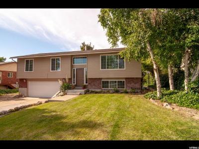 Farmington Single Family Home Under Contract: 97 E Kambouris Ln