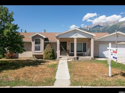 Orem Single Family Home Under Contract: 775 E 600 N