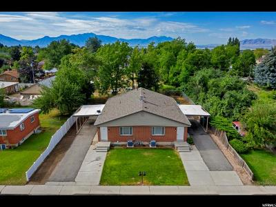 Orem Multi Family Home Under Contract: 55 W 1600 St S