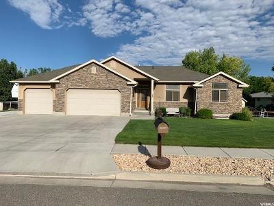 Tremonton Single Family Home For Sale: 62 S 1150 E