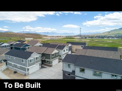 Eagle Mountain Single Family Home For Sale: 8703 N Riviera Aly