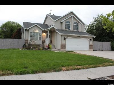 Riverton Single Family Home Under Contract: 13779 S Homestead Ln