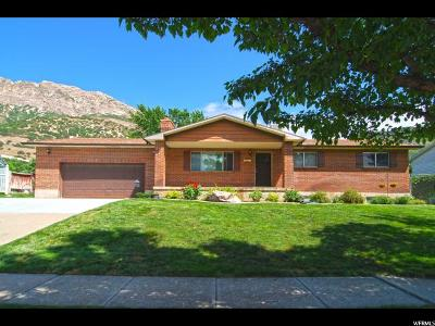 Weber County Single Family Home For Sale: 2968 N 1350 E