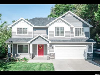 Hyrum Single Family Home For Sale: 26 S 100 E