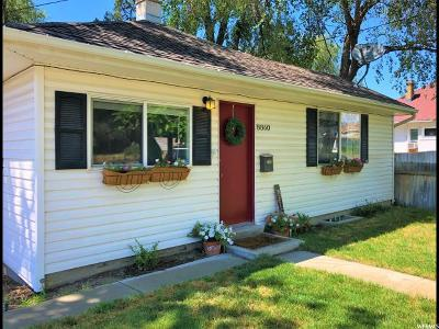 Sandy Single Family Home For Sale: 8860 S 60 E