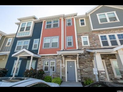 Vineyard Townhouse For Sale: 346 N 680 E
