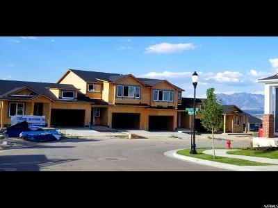 Herriman Townhouse For Sale: 4196 W Bella Bluff Dr S #3