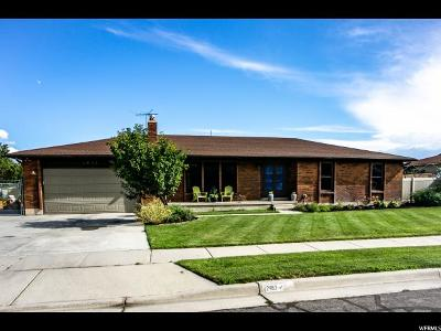 West Jordan Single Family Home For Sale: 2983 W 6685 S