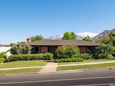 Provo Single Family Home Under Contract: 1133 E North Temple Dr
