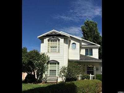 Spanish Fork Single Family Home For Sale: 257 N 860 W