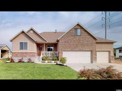 Kaysville Single Family Home For Sale: 193 E 1800 S S
