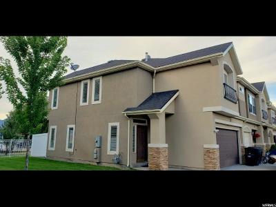 Wasatch County Townhouse For Sale: 211 Greenfield Cir #121