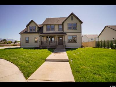 Davis County Single Family Home For Sale: 3425 W Autumn Breeze Lane Ln S #204