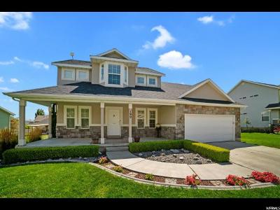 Saratoga Springs Single Family Home Under Contract: 199 W Arbor Dr