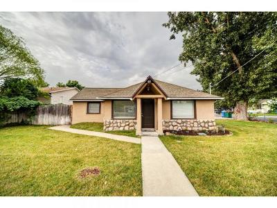Orem Single Family Home Under Contract: 97 W 1200 N