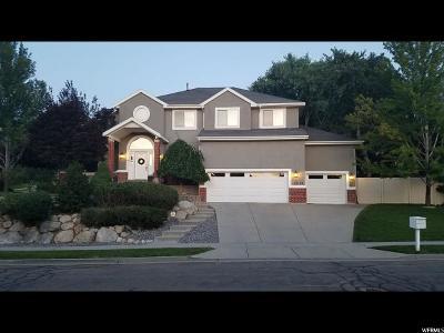 Draper Single Family Home For Sale: 13639 S Vestry Rd E