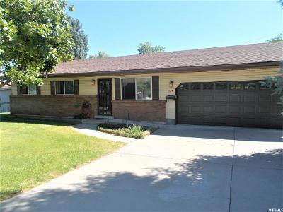 Tooele County Single Family Home Under Contract: 325 S 2nd St