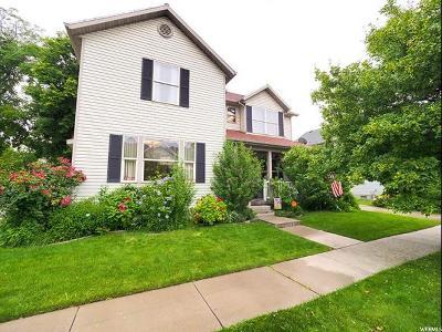 Salt Lake City Single Family Home For Sale: 270 N Rendon Ct