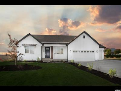 Davis County Single Family Home Under Contract: 1282 W 425 S #119