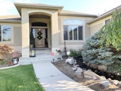 Draper Single Family Home For Sale: 514 E Beachwood Dr S