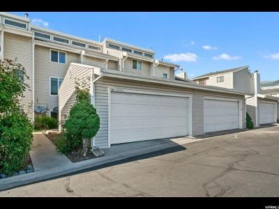 Provo Townhouse For Sale: 1492 Parkside