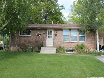 Payson Single Family Home Under Contract: 1057 S 780 W