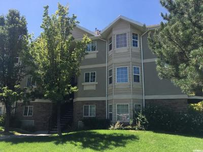 Bluffdale Condo For Sale: 14008 S Sonora Way W