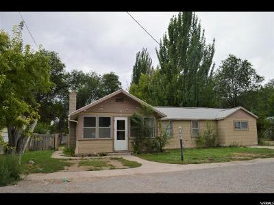 Single Family Home For Sale: 341 W 100 S