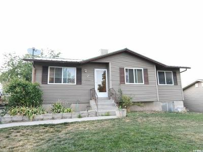 Single Family Home For Sale: 11540 W 10350 N