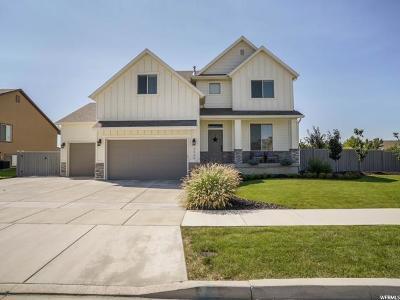 Davis County Single Family Home For Sale: 3509 W 550 N