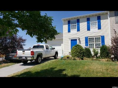 Tooele County Single Family Home Under Contract: 188 W Alfred Dr