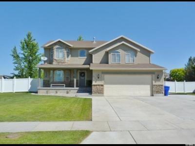 Tremonton Single Family Home Under Contract: 537 E 700 N