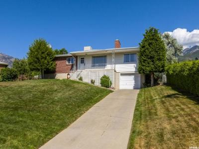 Cottonwood Heights Single Family Home Backup: 7631 S Dell Road E #58