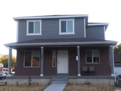 Springville Single Family Home For Sale: 394 E 300 St S