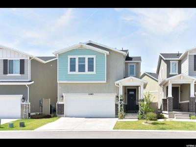 Herriman Single Family Home Under Contract: 11982 S El Capitan Ln W