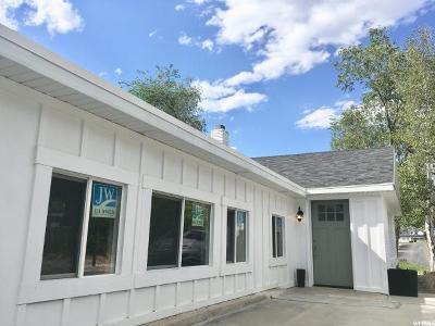 Cedar Hills Single Family Home For Sale: 9950 N 4163 W