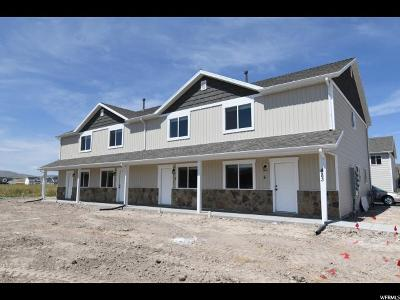 Tremonton Single Family Home Under Contract: 483 N 2650 W #8