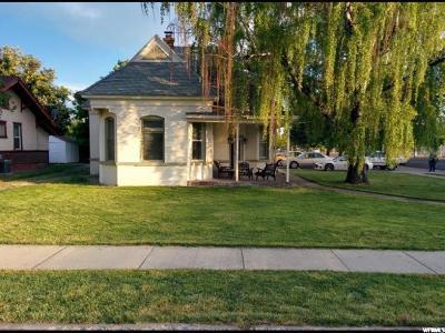 Logan UT Multi Family Home For Sale: $320,000