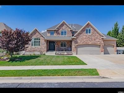 South Jordan Single Family Home For Sale: 11126 S Via Encantada Way W