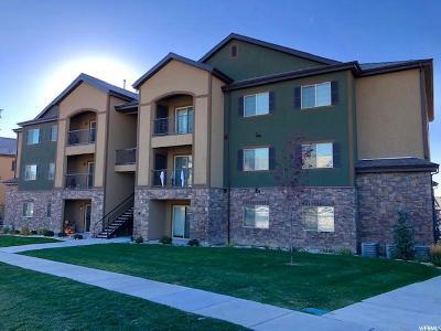 Saratoga Springs Condo For Sale: 87 E Jordan Ridge Blvd #611