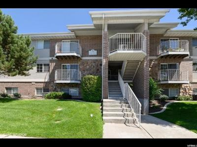 Orem Condo For Sale: 1366 N 1230 W