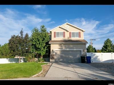 Herriman Single Family Home For Sale: 5771 W La Rieta Dr S
