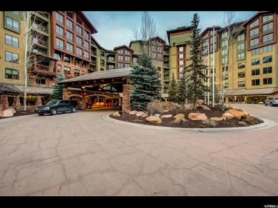Park City Condo For Sale: 3855 Grand Summit Dr #531 Q4