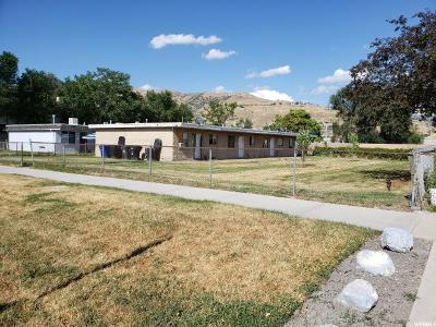 Salt Lake City Multi Family Home Under Contract: 634 N 800 W
