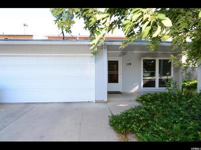 Logan UT Single Family Home For Sale: $200,000