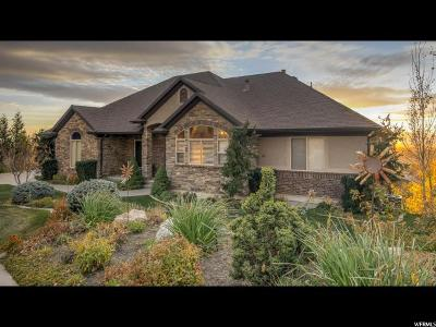Davis County Single Family Home For Sale: 1513 N Compton's Pointe